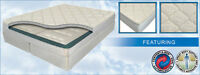 """TWIN XL 9"""" ADJUSTABLE SLEEP AIR BED- INNOMAX EVOLUTIONS®  w/ 50 NUMBER  REMOTE"""