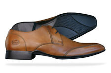 Base London Indent MTO Mens Leather Shoes - 6Z08240 - See Sizes