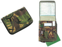 Army Combat A5 Note Orders Book Map Holder Binder Folder Cover Surplus New