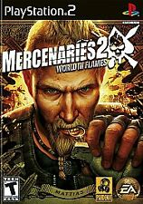 Mercenaries 2: World in Flames (PlayStation 2) PS2