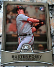 BUSTER POSEY 2010 Bowman PLATINUM Rookie Card RC San Francisco Giants MVP Champs