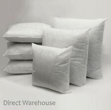 "Cushion Pad Inserts with SUPER SOFT FILLING in various sizes 12"" - 18"""