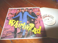 WHIRLWIND 10'' LP BLOWING UP A STORM ROCKABILLY PSYCHOBILLY METEORS 1977