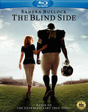 BLIND SIDE (Blu-ray Disc, 2010, 2-Disc Set) WITH SLEEVE