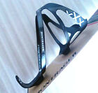 Ultra light Black Full carbon Mountain Cycling Bike Bicycle Water Bottle Cage E