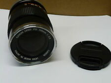 Canon FD 135mm f/3.5 Lens