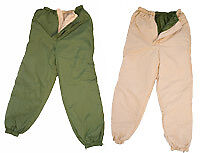 """NEW - Army Thermal Reversible Cold Weather Trousers - Size MEDIUM - 34-38"""" Waist"""