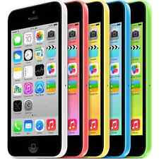 Apple iPhone 5c 8 16 or 32GB White Blue Pink Green or Yellow (AT&T) Smartphone