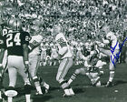 PACKERS Don Chandler signed photo 8x10 AUTO Super Bowl II Autographed Green Bay