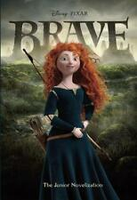 Brave Junior Novelization By RH Disney (COR)