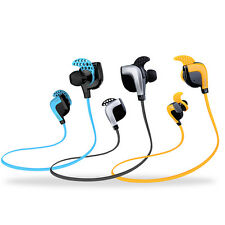 In-Ear Earphone Bluetooth Headphone Earbuds Headset For For iPhone Samsung HTC