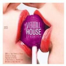 Cd Vocal House Sensation By Various Artists 2cd