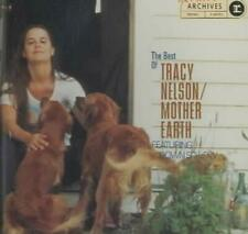 THE BEST OF TRACY NELSON & MOTHER EARTH NEW CD