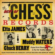THE BEST OF CHESS: ORIGINAL VERSIONS OF SONGS IN CADILLAC RECORDS NEW CD