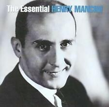 THE ESSENTIAL HENRY MANCINI NEW CD
