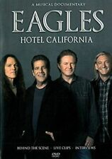 THE EAGLES: HOTEL CALIFORNIA - A MUSICAL DOCUMENTARY [REGION 2] NEW DVD