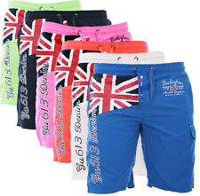 Gangster Geographical Norway Uomo Costume Pantaloncini schwimmshort Buckingham