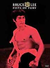 FISTS OF FURY DVD BRUCE LEE