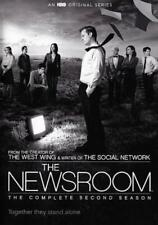 THE NEWSROOM: THE COMPLETE SECOND SEASON NEW