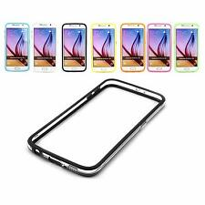 Phone Accessory Soft Silicone Edge Frame Cover Bumper For Samsung Galaxy S6