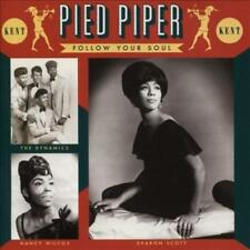PIED PIPER: FOLLOW YOUR SOUL NEW CD