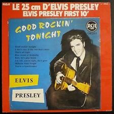 Elvis Presley Good Rockin' Tonight French Reissue Sealed 10""