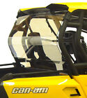 CAN AM COMMANDER MAVERICK REAR WINDOW SHIELD BACK PANEL BRP 1000 800 XT X LTD
