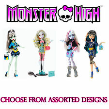 Monster High PICTURE DAY Fashion Dolls /w Fear Book - Assorted Designs