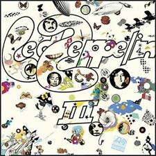 Led Zeppelin Iii - Zeppelin Led New & Sealed Compact Disc Free Shipping