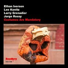 Costumes are Mandatory - Ethan Iverson New & Sealed Compact Disc Free Shipping