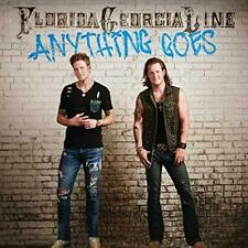 Anything Goes - Georgia Line Florida New & Sealed Compact Disc Free Shipping