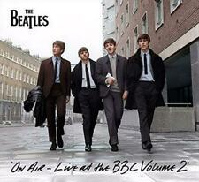 On Air-live At the Bbc Volume 2 - Beatles New & Sealed CD-JEWEL CASE Free Shippi