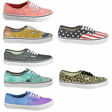 Vans Authentic Women's Trainers Shoes Skate Shoes Casual Shoes New