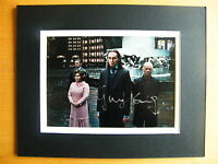 GUY HENRY HAND SIGNED AUTOGRAPH 10X8 PHOTO MOUNT HARRY POTTER PIUS THICKNESSE