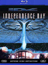 INDEPENDENCE DAY (Blu-ray Disc, 2007) NEW WITH SLEEVE