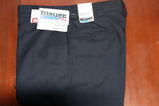 Blauer: DARK NAVY 8561P6 CLASSACT  WOOL BLEND 6*POCKET TROUSER