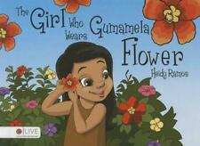 NEW The Girl Who Wears Gumamela Flower by Heidy Ramos Hardcover Book (English) F