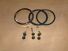 Smiths Speedometer Tachometer Bezel Glass Repair Kit Triumph BSA Norton Ducati