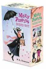 Mary Poppins Boxed Set by P. L. Travers (2015, Paperback)