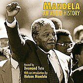 NELSON MANDELA**AN AUDIO HISTORY**CD