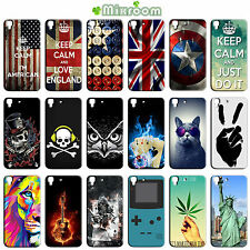 CUSTODIA COVER CASE MORBIDA IN TPU PER HUAWEI Y6 FANTASIA D