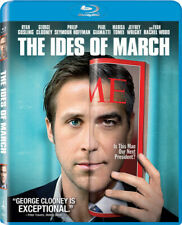 The Ides of March (Blu-ray Disc, 2012, ) George Clooney, Ryan Gosling, BRAND NEW