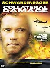Collateral Damage/Eraser 2pk (2004) - Used - Dvd