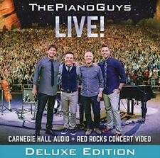 Live - Guys Piano New & Sealed Compact Disc Free Shipping