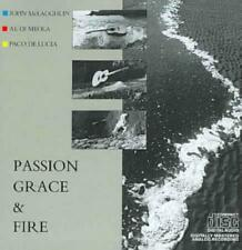 PASSION, GRACE & FIRE - NEW CD