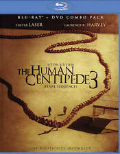 THE HUMAN CENTIPEDE 3 (FINAL SEQUENCE) - USED - LIKE NEW DVD
