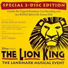 THE LION KING ON BROADWAY [ORIGINAL CAST RECORDING] - NEW CD