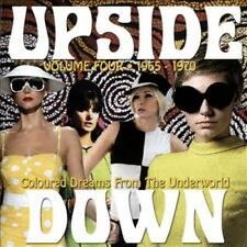 UPSIDE DOWN, VOL. 4: 1965-1970 COLOURED DREAMS FROM THE - USED - LIKE NEW CD