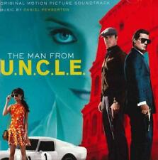 The Man From U.N.C.L.E. New CD