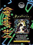 Def Leppard - Hysteria (2002) - New - Digital Video Disc